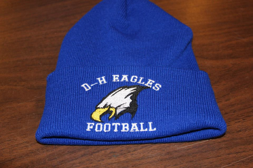Deposit-Hancock Eagles Winter Hat · A-1 Designs · Online Store ... 0063fdd6e
