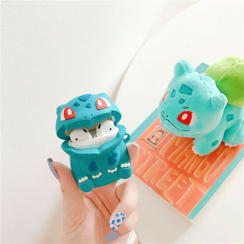 Pokemon Squirtle Pikachu Cute Airpods Case On Storenvy