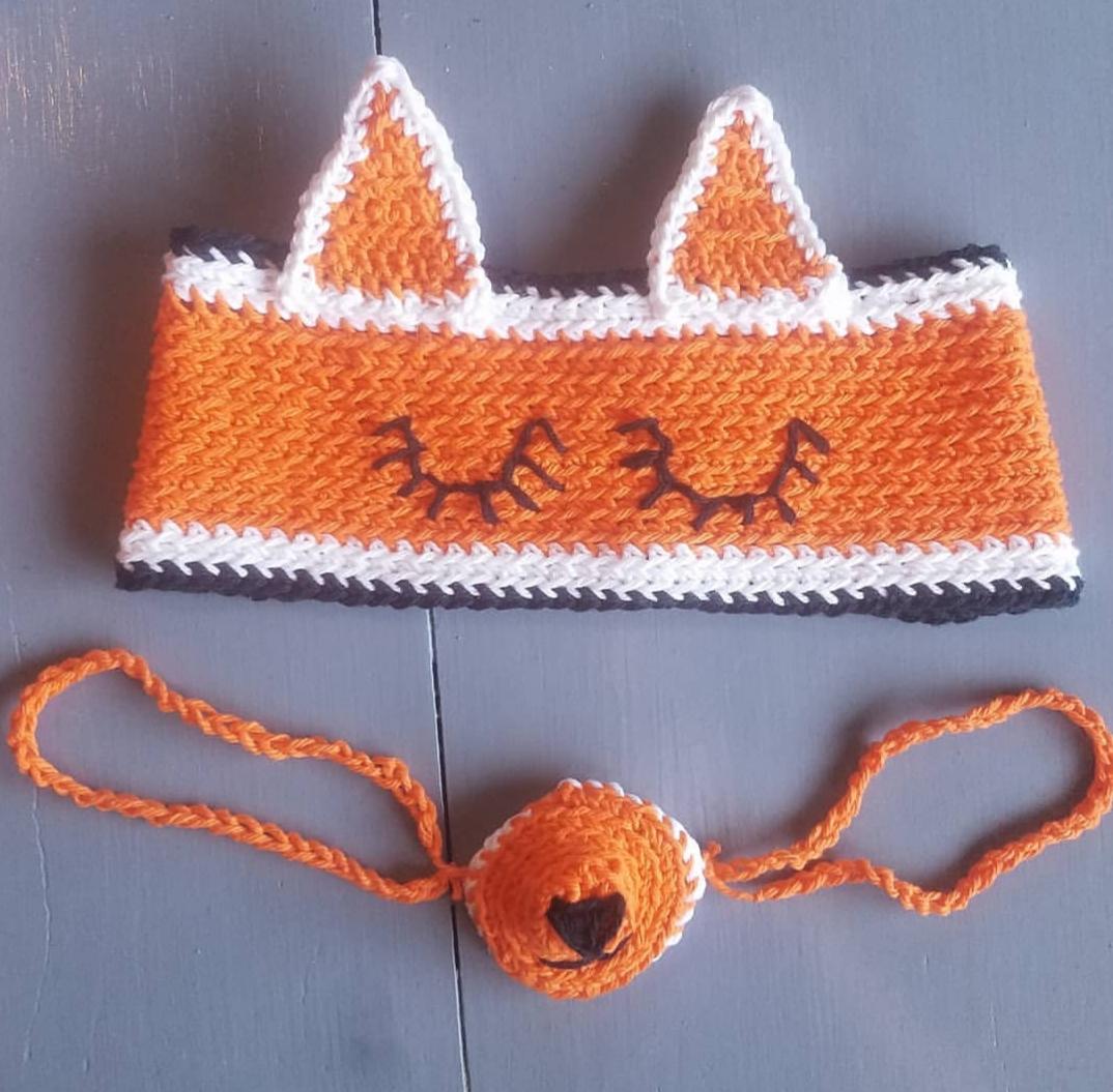 Little Fox Earwarmer