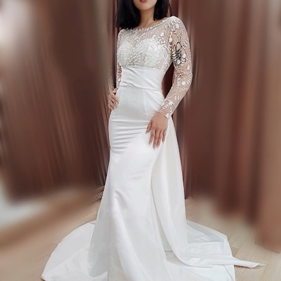 Plus Size Bridesmaid Mob Formal Dresses Curvy Brides Online