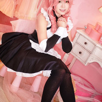 Poster ~Tamamo Maid~ 20 x 30 cm medium photo