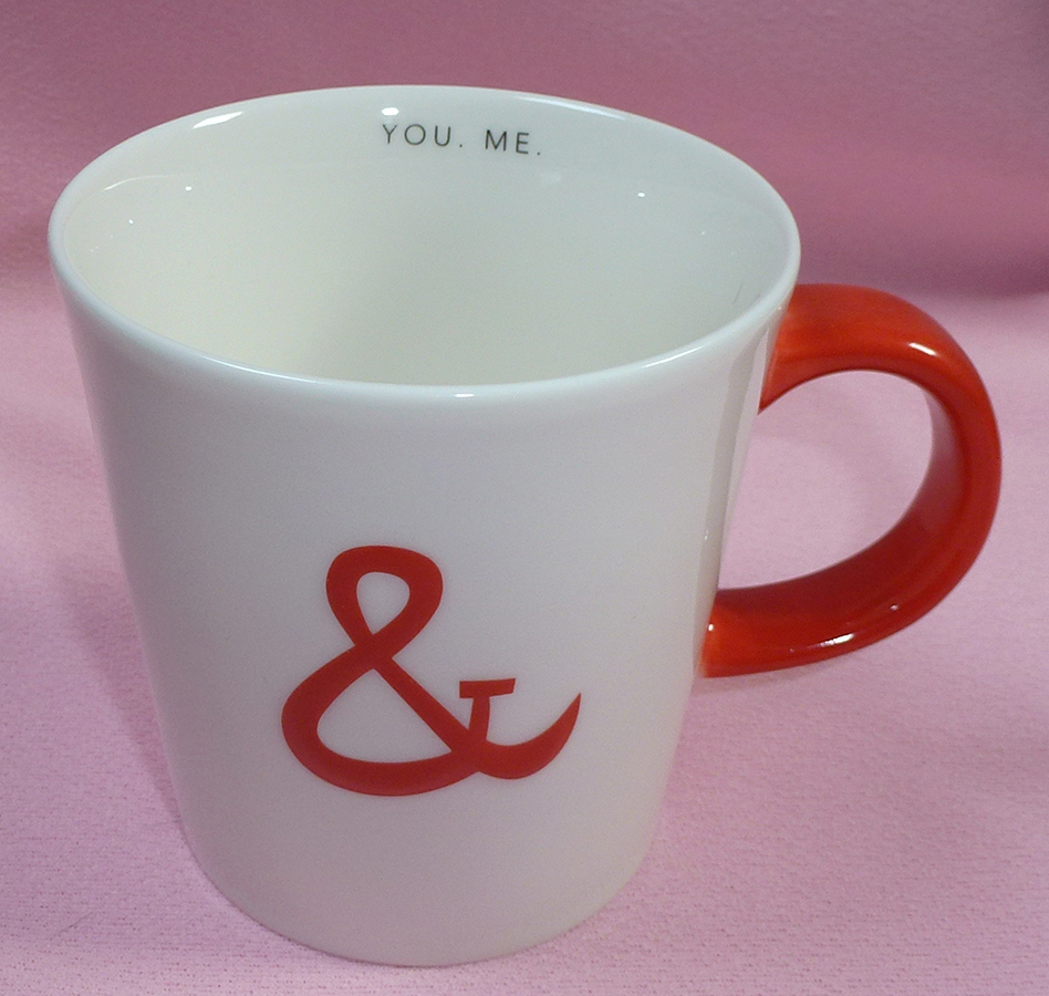 From White Starbucks Cup Valentines Love Birdsvintageemporium Red Me Coffee Mug Ampersand 2013 Day Youamp; Handle WDH2E9I