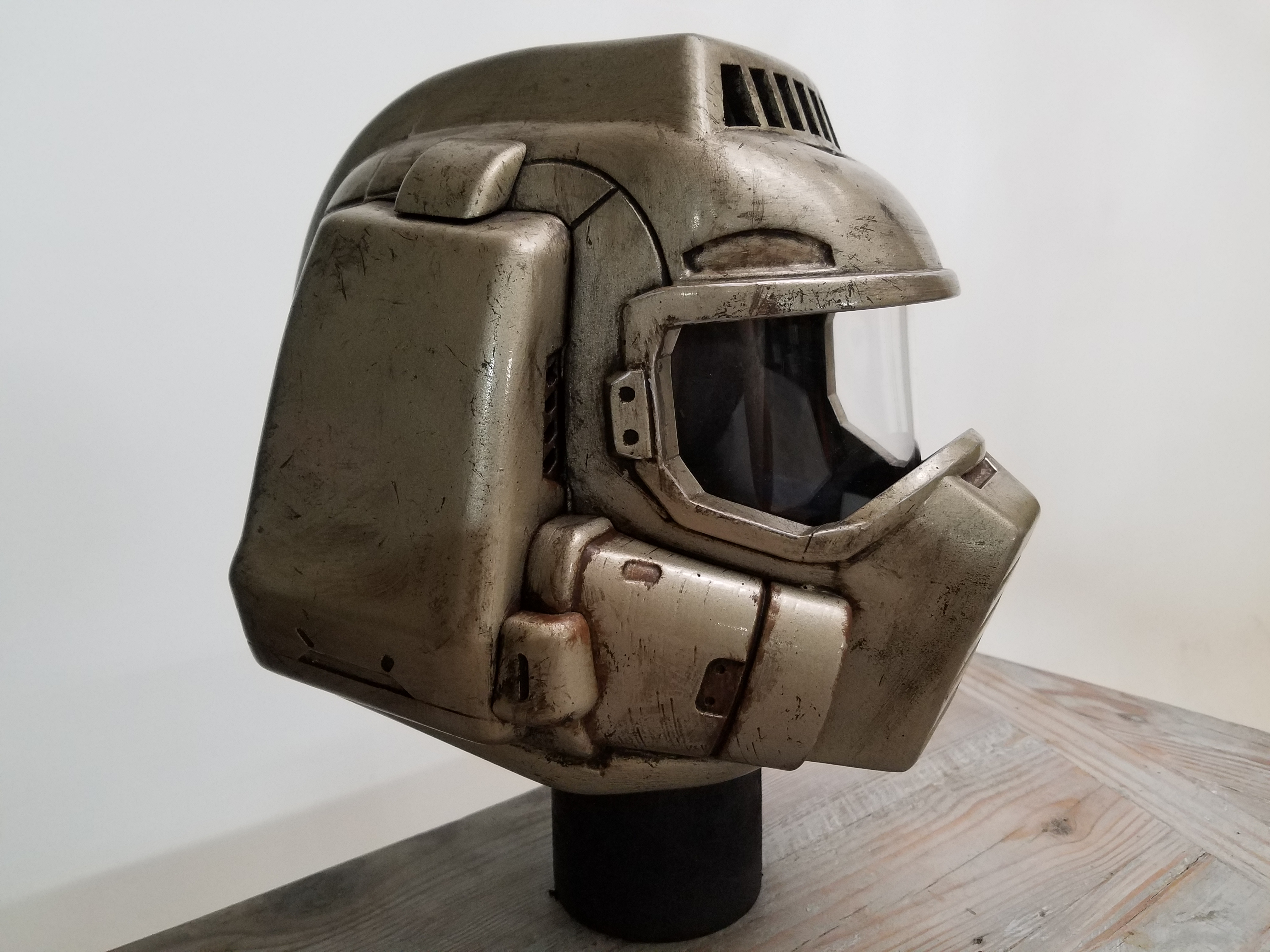 Classic Doom Guy Helmet Kit Overworld Designs Online Store