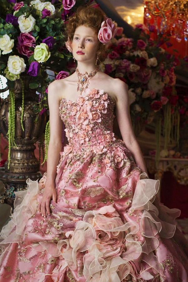 Jadyn - Wedding Gown Bridal Dress High Profile Society True Kitcsh ...