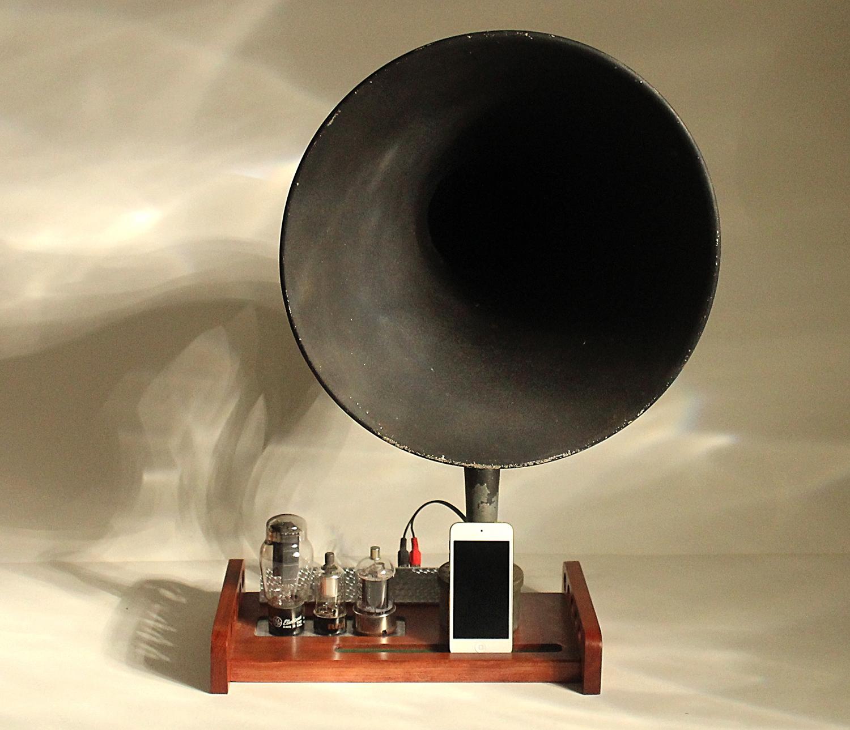 Vintage Horn Speaker 4
