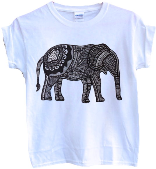 450e08a63 Elephant Shirt · Mermaid Twin Co. · Online Store Powered by Storenvy